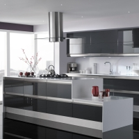 Sorrento – High Gloss Graphite
