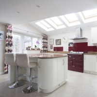 Bordeaux Painted – Alabaster