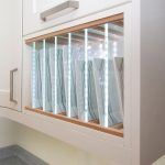 Glazed Plate Rack with LED Lighting